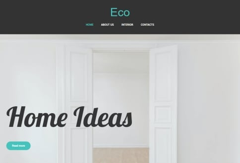 Eco home ideas