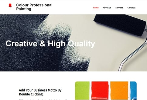 Colour Professional painting