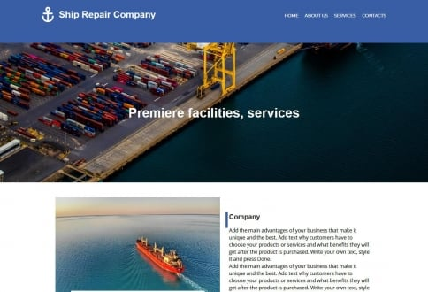 Ship Repair Company