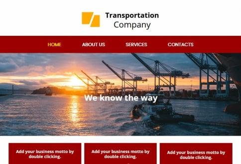 Transportation company